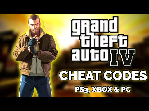 GTA 4 Cheat Codes - All The Best Cheats Explained