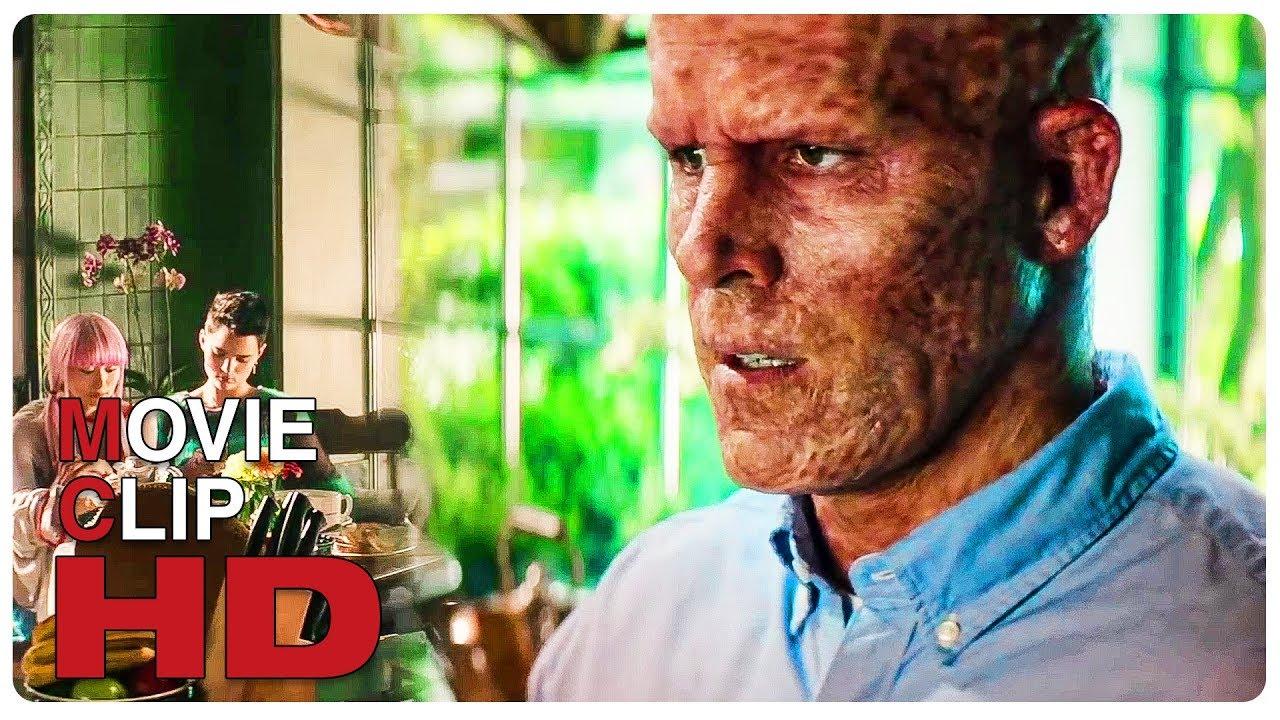 "DEADPOOL 2 ""World's Best X-Men"" Deleted Scene (NEW 2018) Superhero Movie HD"