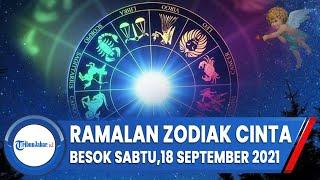 Ramalan Zodiak Besok Sabtu 18 September 2021