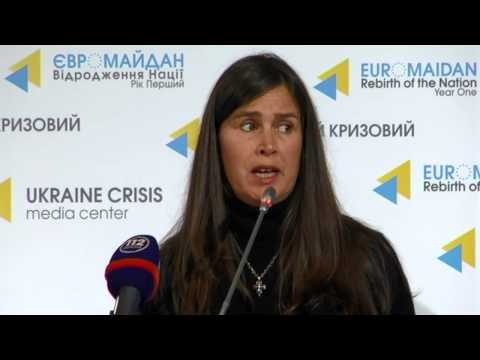 Ukrainian Congress Committee of America. Ukraine Crisis Media Center, 27th of October 2014