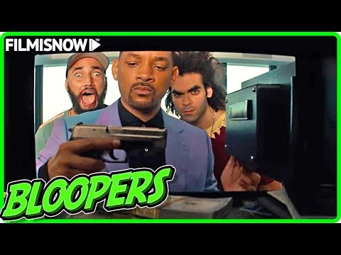 BAD BOYS FOR LIFE Bloopers & Gag Reel #2 [DVD/Blu-Ray 2020]