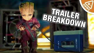 Everything You Missed in The New Guardians of the Galaxy Vol 2 Trailer! (Nerdist News w/ Dan Casey)