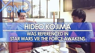Hideo Kojima Was Referenced in Star Wars VII: The Force Awakens