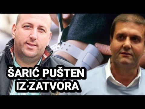 Download ŠARIĆ PUŠTEN IZ ZATVORA, UKINUTA PRESUDA-Brat Darka Šarića, Željko Vujanović Opet u Kućnom Pritvoru