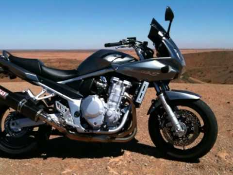 bandit 1250 suzuki gsf sa 07 australia youtube. Black Bedroom Furniture Sets. Home Design Ideas