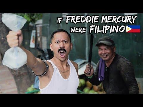 If FREDDIE MERCURY Were FILIPINO (QUEEN Parody) thumbnail