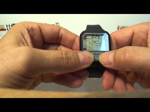 Pac-Man Pacman Video Game Wrist Watch By Nelsonic
