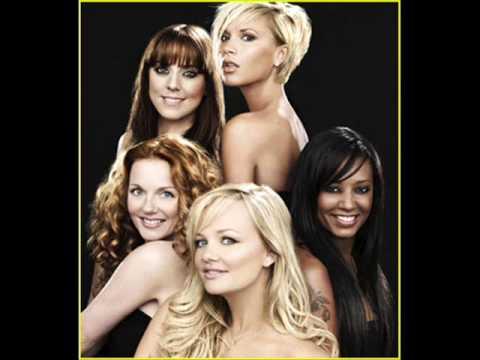 Spice girls naked перевод