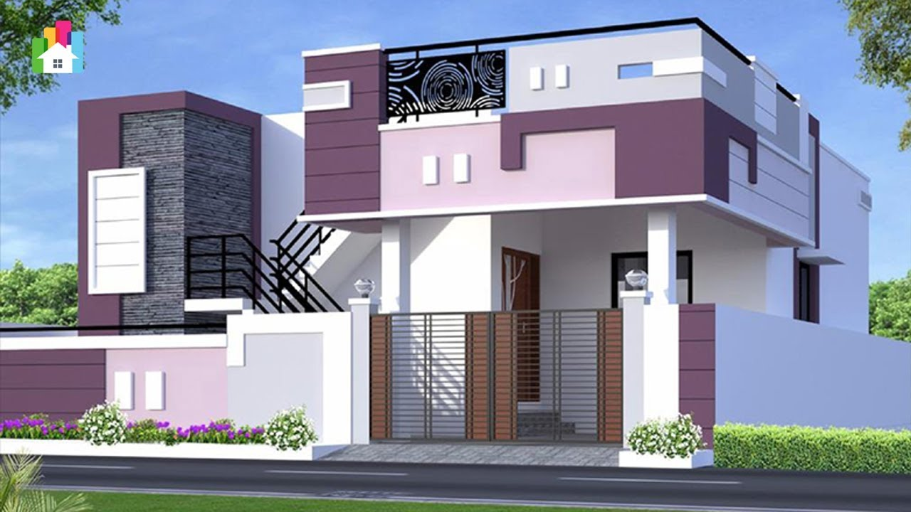 Most Beautiful Small House Elevation Designs Individual