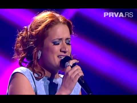 Saska Jankovic - Because You Loved Me (Celine Dion) - YouTube