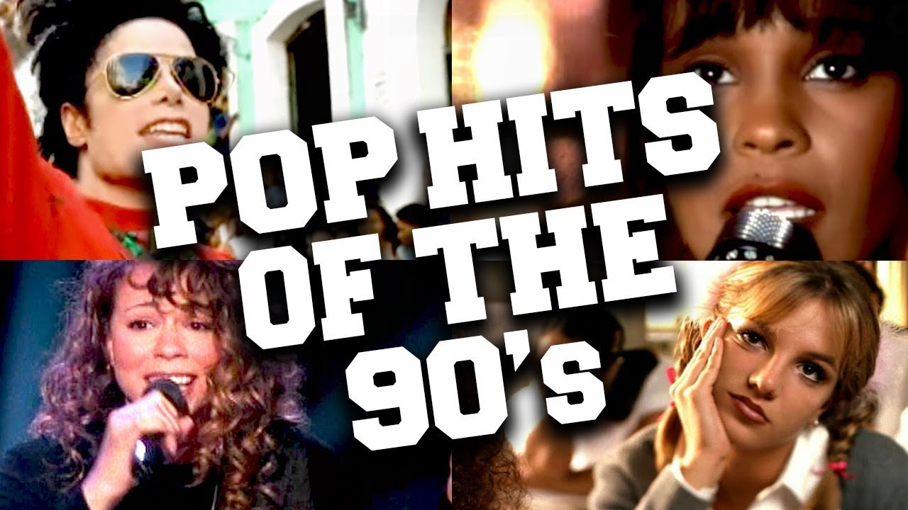 Pop Songs Every 90s Kid Will Remember Top Greatest 90s Pop Songs Youtube