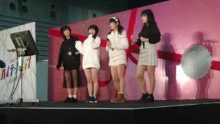 20170204 AKB48「ハイテンション」握手会&気まぐれオンステージ.