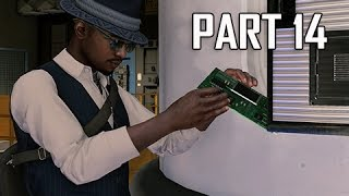 Watch Dogs 2 Walkthrough Part 14 - SpaceX (PS4 Pro Let's Play Commentary)