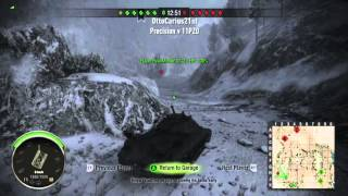 World of Tanks xbox league 11PZD v Precision powering through the lines