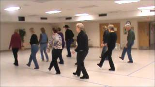 Knock Yourself Out Line Dance