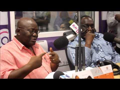 Nana Addo's take on corruption in Ghana