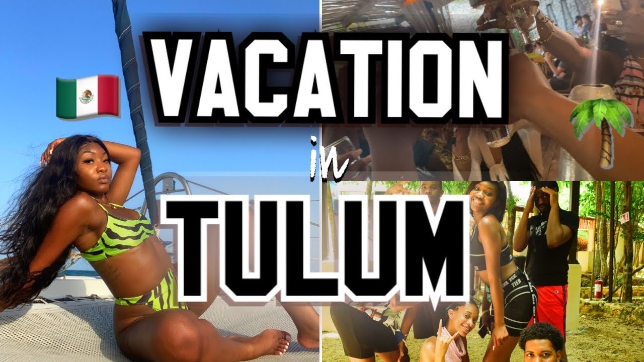 VLOG: VACATION TO TULUM, MEXICO 🇲🇽 🌴| Traveling During COVID-19 😷