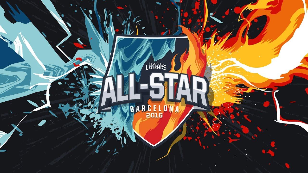 2016 All-Star Event: Day 1 - NA All-Stars vs EU LCS All-Stars