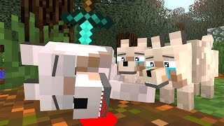 Wolf Life I - Minecraft Animation