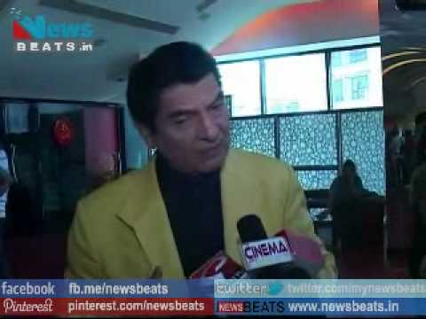 Asrani interview @ In The Name of Tai Screening