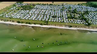 Camping Fördeblick Ostsee Camp Kliff & Neuenstein Kiel Laboe Steilküste