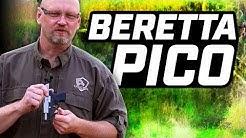 USCCA Gun Vault - Beretta Pico