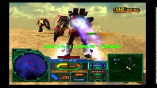 Mobile Suit Gundam: Zeonic Front - Simulation 31: Burning Sands S Rank