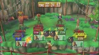 Wacky World of Sports HD Nintendo Wii game video
