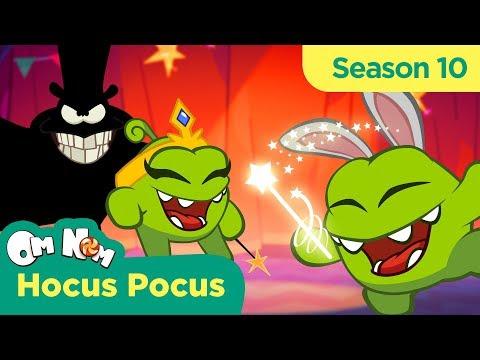 Om Nom Stories - Super-Noms: Hocus Pocus (Cut The Rope)