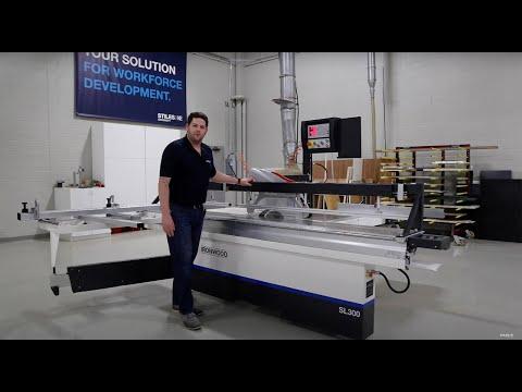 Ironwood SL 300 Sliding Table Saw | Stiles Machinery