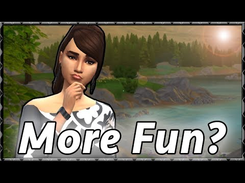 How Do I Make The Sims 4 More Exciting?