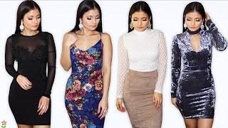 Fashion Haul 👗 Ropa Bonita De Moda 💜 Bessy Dressy