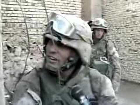 Iraq Fallujah Urban Combat 2004
