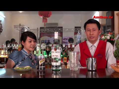 Cocktail Mojito (Nghệ thuật pha chế đồ uống)  - amthuc.tv - tapchiamthuc.vn