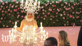 The 2019 Met Gala red carpet arrivals and interviews: Kim Kardashian, Lady Gaga, Katy Perry and more
