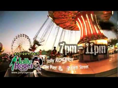 Jolly Roger Amusement Park Fun Things To Do In Ocean City Md