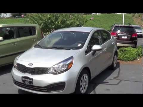 2013 Kia Rio EX Eco and LX Power