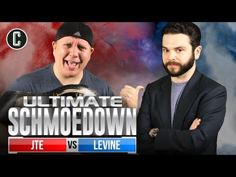 JTE VS Samm Levine  Movie Trivia Schmoedown Singles Tournament Finals