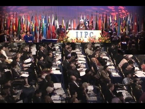 Pacific Island Leaders at World Peace Conference in New York