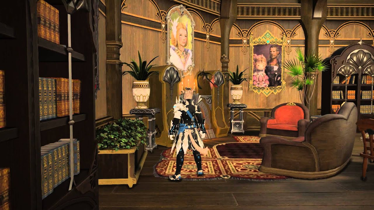 Best Apartment Room Ffxiv