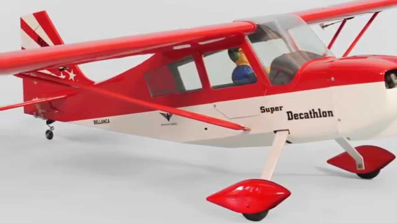 Phoenix Model Decathlon Mk2 GP/EP  46- 55 ARF
