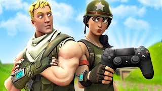 Duo Pop Up Cup // Pro-ish Console Player // Fortnite Live Stream // Ray is the best