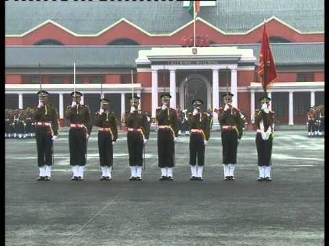 IMA PASSING OUT PARADE DECEMBER 2013 Mp3