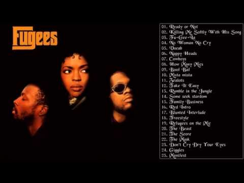 The Fugees Greatest Hits - Best The Fugees Songs