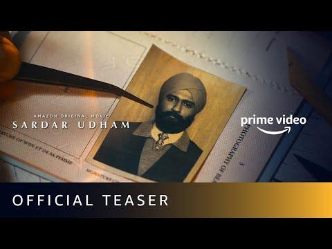 Sardar Udham | Vicky Kaushal | Shoojit Sircar | Amazon Original Movie