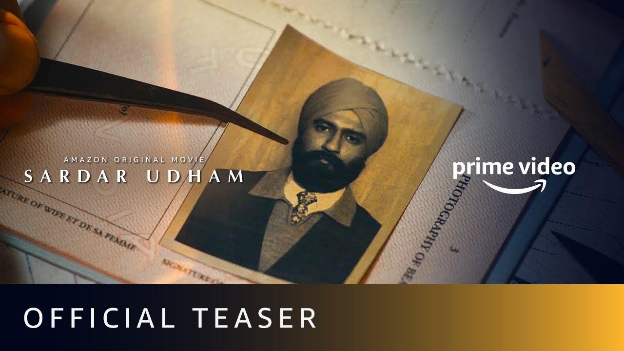 Sardar Uddham – Hindi 2021 – Official Trailer