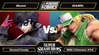 RSH Ultimate #54: Rumi (Joker) vs DAMN. (Terry) - Grand Finals