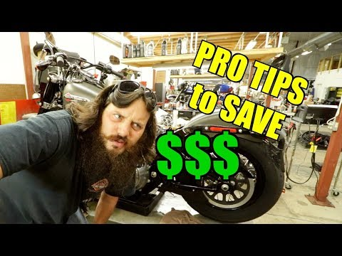 How to find an OIL LEAK // BEST METHOD!