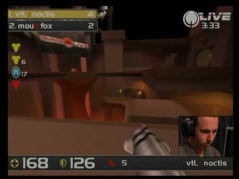 IEM Dubai Quake Live - Fox vs Noctis 4/4