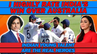 I HIGHLY rate India's win over AUS | Indian Young Talent are the Real Heroes | Ft. @Ramiz Speaks